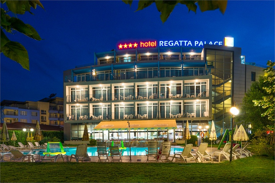 "Отель ""Regata Palace"" 4*"